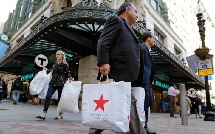 US economy showing signs of life after slow start to year