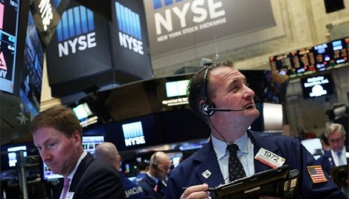 Wall Street boosted by growth revision