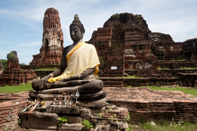 Why the Ayutthaya kingdom in Thailand is worth a visit