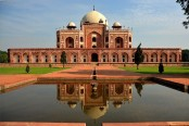 Humayun Tomb: How the king got its crown back