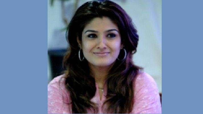 Beti bachao raveena tandon hails girl power daily sun com