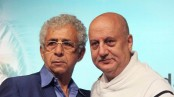 Naseeruddin Shah's oblique attack on Anupam Kher stirs controversy