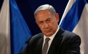 Israeli PM Benjamin Netanyahu's newly expanded coalition already threatened