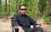 Humayun Faridi's 64th birthday being celebrated