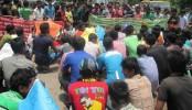 Khagrachhari students protest schoolgirl violation