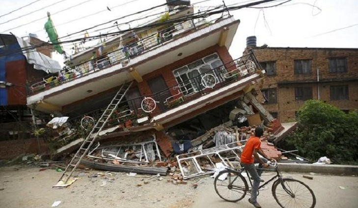 Nepal unveils $9 billion budget focused on earthquake reconstruction