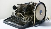 Secret German WW2 code machine found on eBay
