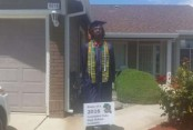 Wearing African cloth: Teen removed from graduation