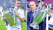 Zidane's new record