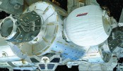 NASA inflates spare room in space