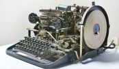 Secret WW2 code machine found on eBay