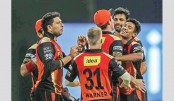Mustafizur's Sunrisers outshine Bangalore for maiden title