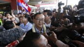 Cambodian police set to block march by opposition