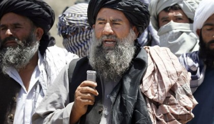 Taliban faction expresses support for dialogue