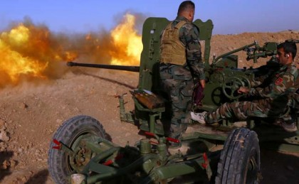 Iraqi forces enter ISIS-controlled Fallujah: Commanders