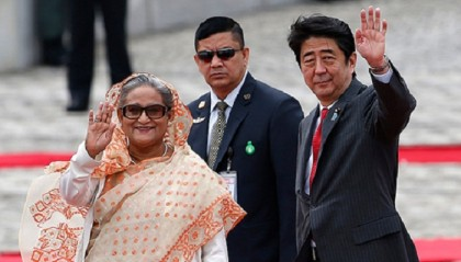 PM returns home from Japan