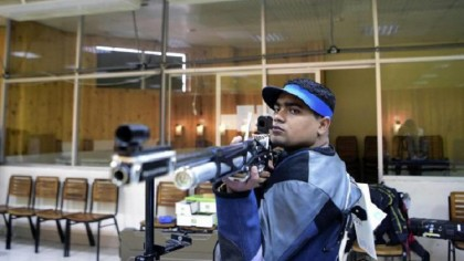 Baki takes aim at Bangladesh medal drought