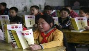 China's textbook criticised for including Bible story
