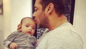Salman loves to spend time with sister's son