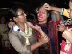 Police disperse nurses' demo in front of Nasim's house