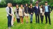 Khans-Bachchans gathering