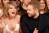 Taylor Swift and Calvin Harris have split up