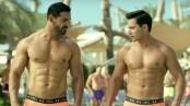 Varun Dhawan found underwear sequence in 'Dishoom' fun