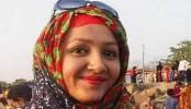 One held over murder of SP wife