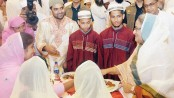 PM takes iftar with orphans, war-wounded FFs