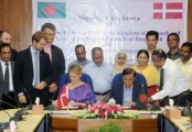 Bangladesh and Denmark sign 5-yr country programme for 12 projects