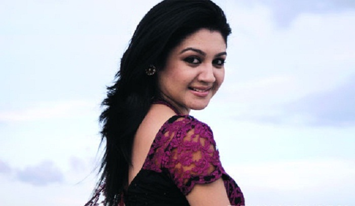 Jaya debuts in short film