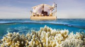 Now, live in a floating apartment at the Great Barrier Reef