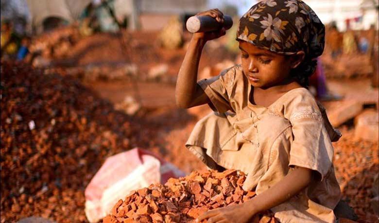 17 lakh children aged 5-17 engaged in hazardous work
