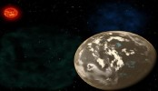Universe's First Life Born On Carbon Planets