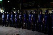 Special crackdown:  37 extremists detained