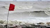 Maritime ports asked to hoist cautionary signal no 3