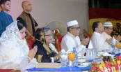 President, PM join CJ's iftar party