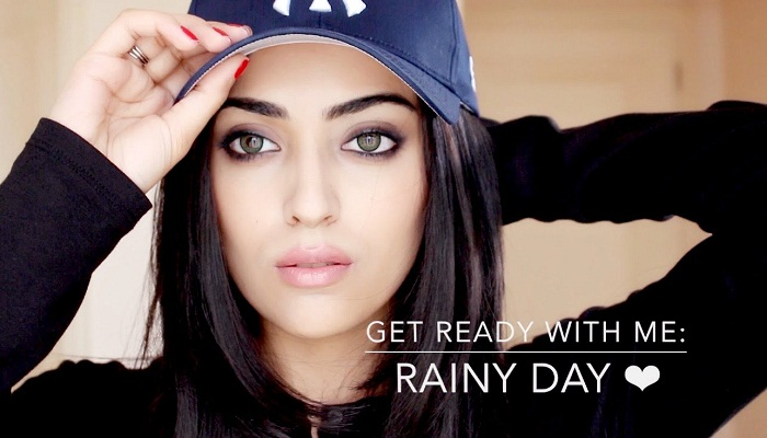 Make-up tips for a rainy day | 2016-06-12