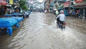 Water logging cripple normal life