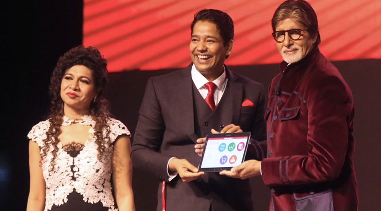 Amitabh Bachchan's tryst with augmented reality