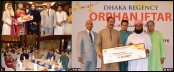 Dhaka Regency hosts Iftar evening for orphans