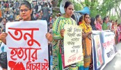 Fellow students still demanding justice for Tonu