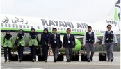 Malaysia's Islamic airline barred from flying