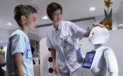 Belgian Hospitals Introduce Robot Receptionists