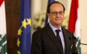Francois Hollande condemns 'cowardly' terror attack on French Police