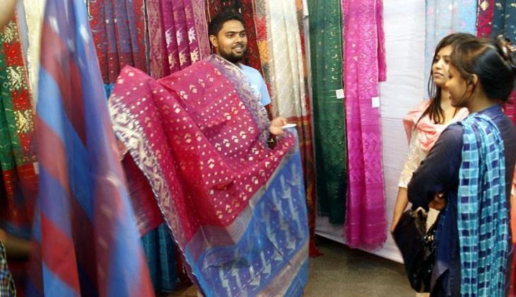 10-day long Jamdani exhibition begins on June 19