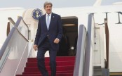 John Kerry, in Norway, sees Iran Foreign Minister over nuke deal sanctions