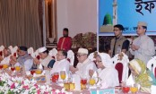President hosts iftar in honour of PM, CJ, ministers