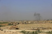Aid group: 2-year-old boy killed as he fled Iraq's Fallujah