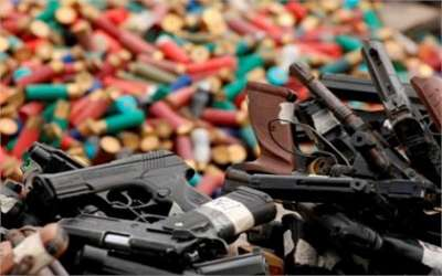 Huge arms, ammo recovered in Uttara